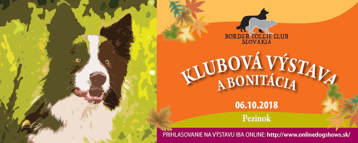 Klubova vystava 06.10.2018